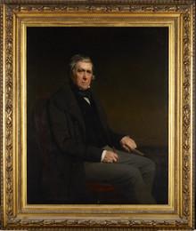 1978P185 Portrait of David Cox (1783-1859)