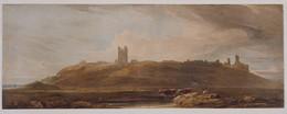 1912P33 Dunstanborough Castle