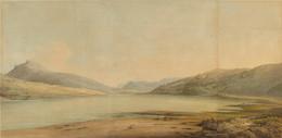 1921P88 Bala Lake or Llyn Tegid, North Wales