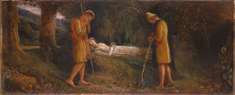 1947P4 Imogen and the Shepherds