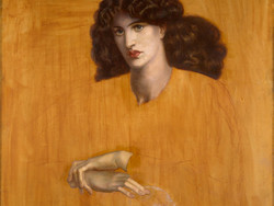 1885P2465 La Donna Della Finestra [The Lady of Pity]