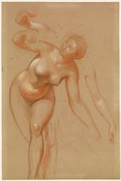 1906P866 Bhanavar the Beautiful - Study of Female Nude