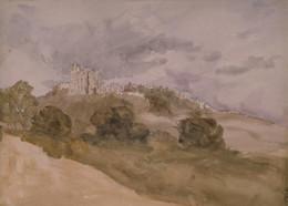 1907P334 Bolsover Castle, Derbyshire