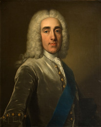 1987P70 Portrait Of 4th Earl Of Chesterfield ( 1694-1773 )
