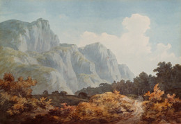 1945P17 Near Glarus, Switzerland