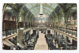 1995V632.426 Postcard - Industrial Hall Birmingham Museum & Art Gallery