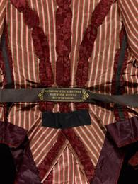 1999M25 (4) Woman's Dress Bodice 1884-6