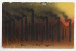 1995V632.337 Postcard- Beautiful Birmingham
