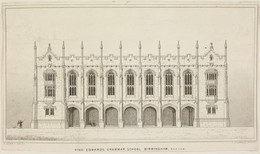 1996V148.132 King Edward's Grammar School, Birmingham (Back)