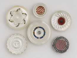 Group of 18th and 19th Century Buttons