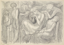 1904P346 The Death of Lady Macbeth - Compositional Study