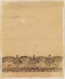 1906P687 Study of Ornament