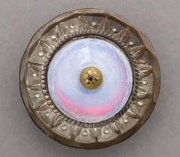 1953F486 Gilt Button