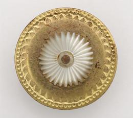 1953F481 Gilt Button