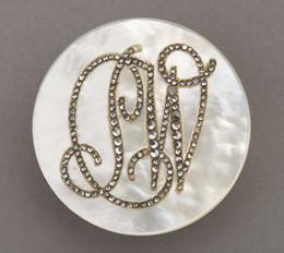 1953F154 Pearl Button