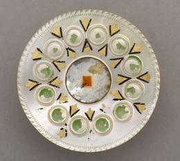 1953F169 Pearl button
