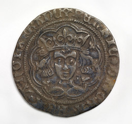 1955C194 Mediaeval Groat of Henry VI - Calais Mint