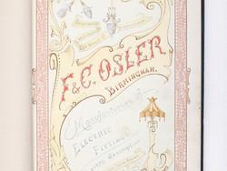 2007.2833.4 Osler Catalogue, 1898