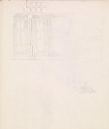 1952P6.56 Studies for architectural decoration
