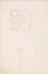 1952P6.69 Studies of ornament and jewellery