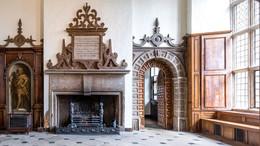 1920x1080 Aston Hall Fireplace