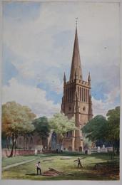 1920P446 Aston Church