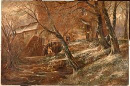 1960P33 Hamstead Mill, Staffordshire