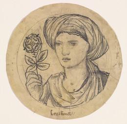 1904P526 Chaucer's 'Legend of Good Women' - Constance