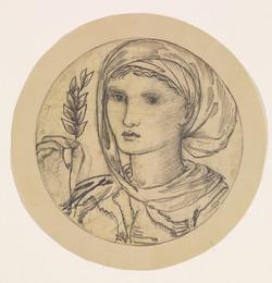 1904P527 Chaucer's 'Legend of Good Women' - Cressida