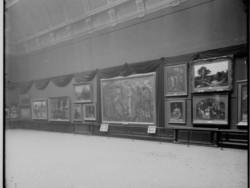 Neg 6684 BMAG Pre-Raphaelite Exhibition 1891
