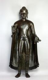 1885A1116 The Sultanganj Buddha
