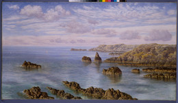 1927P275 Southern Coast of Guernsey