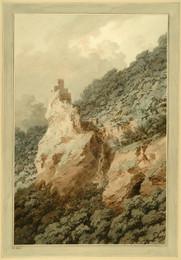 1953P142 Hadernberg Castle, Tyrol