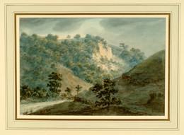 1953P389 Wooded Landscape
