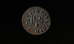 1885N1527.24 17th Century Birmingham Halfpenny Token