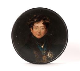 1944F264 Portrait of King George IV